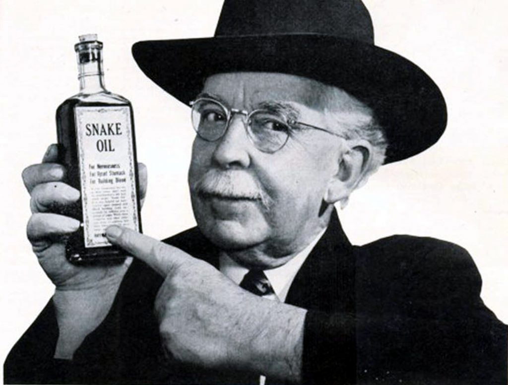 File:Snake-Oil-Salesman.jpg - The Jolly Contrarian